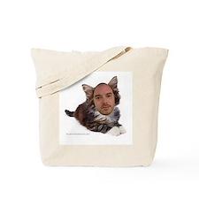 Colastacat Tote Bag