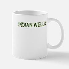 Indian Wells, Vintage Camo, Mug