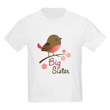 Big Sister - Mod Bird T-Shirt