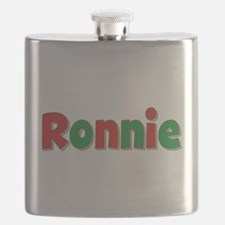 Ronnie Christmas Flask