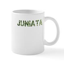 Juniata, Vintage Camo, Mug