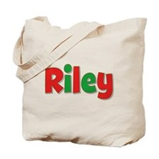 Riley Christmas Tote Bag