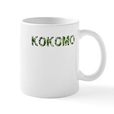 Kokomo, Vintage Camo, Mug