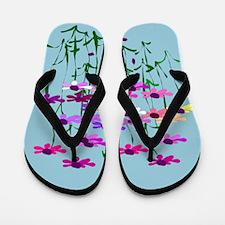 Wildflowers Flip Flops