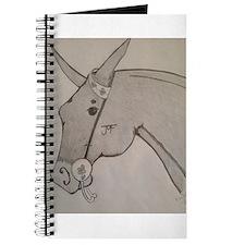 Pencil mule head Journal
