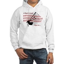 Piper's Creed (White) Hoodie