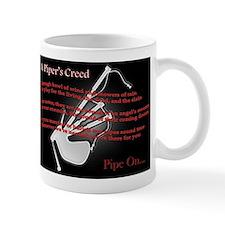 Piper's Creed (Black) Mug