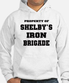 Property of Shelby's Iron Brigade Hoodie