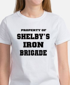 Property of Shelby's Iron Brigade Tee