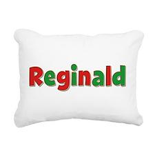 Reginald Christmas Rectangular Canvas Pillow