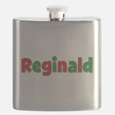 Reginald Christmas Flask