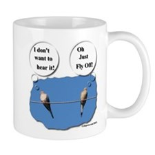 Bitter Doves Mug