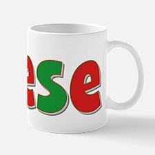 Reese Christmas Mug
