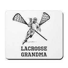 Lacrosse Grandma Mousepad