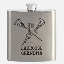Lacrosse Grandma Flask