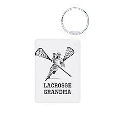 Lacrosse Grandma Keychains