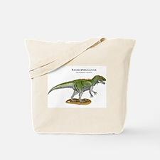 Saurophaganax Tote Bag