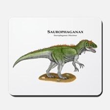 Saurophaganax Mousepad