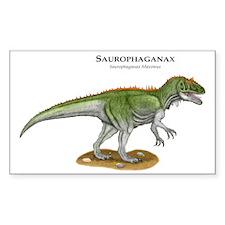 Saurophaganax Decal