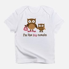 Funny Little cousin Infant T-Shirt