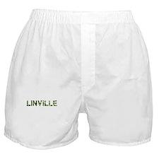 Linville, Vintage Camo, Boxer Shorts