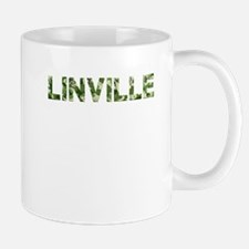 Linville, Vintage Camo, Mug