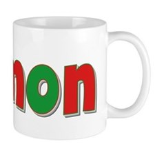 Ramon Christmas Small Mug
