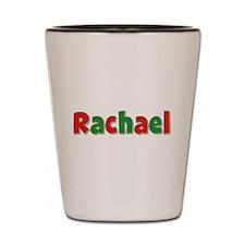 Rachael Christmas Shot Glass