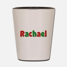 Rachael Christmas Shot Glass