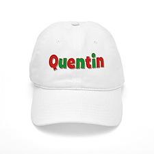 Quentin Christmas Baseball Cap