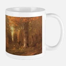 Forest in Autumn Mug