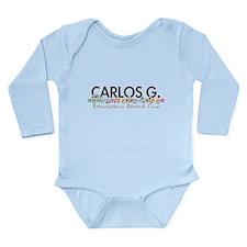 Carlos Bianciotto RB Fund Long Sleeve Infant Bodys