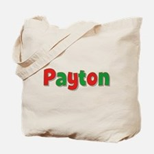 Payton Christmas Tote Bag