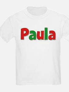 Paula Christmas T-Shirt