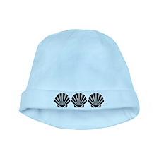 Sea Shells baby hat