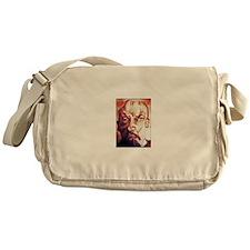 Wake Up Lenin Messenger Bag