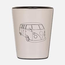 70s Van Shot Glass