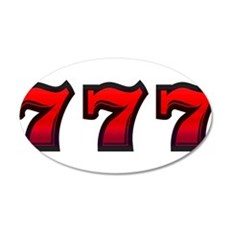 777 Wall Decal