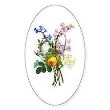 Jean Louis Prevost Bouquet Decal