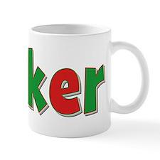 Parker Christmas Mug