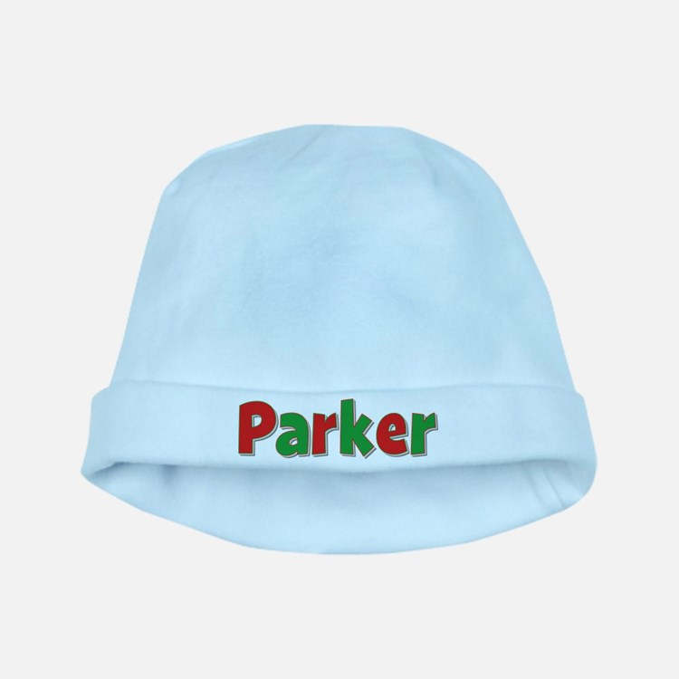 Parker Christmas baby hat