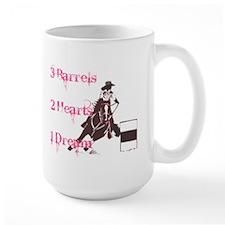 3 Barrels, 2 Hearts, 1 Dream Mug