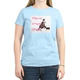 Barrel racing Women's Light T-Shirt