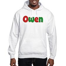 Owen Christmas Hoodie