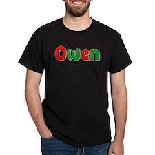 Owen Christmas T-Shirt