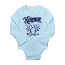 Kumar Tigers 2 Long Sleeve Infant Bodysuit