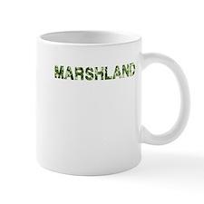Marshland, Vintage Camo, Mug