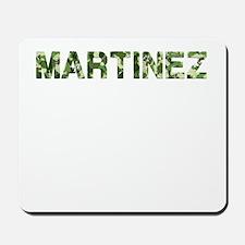 Martinez, Vintage Camo, Mousepad