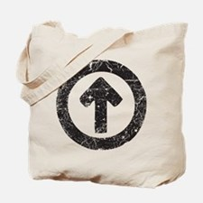 Above Influence Tote Bag
