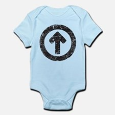 Above Influence Infant Bodysuit
